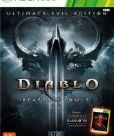 Xbox 360 Диабло 3: Reaper of Souls (Расширенное издание) /  Diablo III: Reaper of Souls. Ultimate Evil Edition