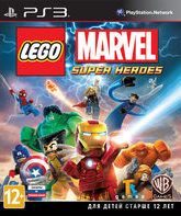 PS3 ЛЕГО: Супергерои Марвел / LEGO Marvel Super Heroes