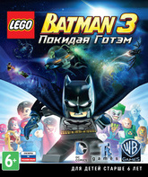 Xbox One LEGO Batman 3: Покидая Готэм / LEGO Batman 3: Beyond Gotham