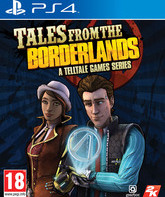 PS4 Байки Приграничья / Tales from the Borderlands: A Telltale Game Series