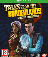 Xbox One Байки Приграничья / Tales from the Borderlands: A Telltale Game Series