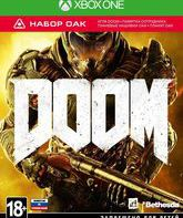 Xbox One DOOM: НАБОР ОАК / DOOM + Season Pass Bundle