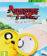 Xbox 360 Время приключений / Adventure Time: Finn and Jake Investigations