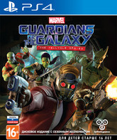 PS4 Стражи Галактики: The Telltale Series / Marvel's Guardians of the Galaxy: The Telltale Series