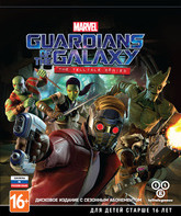 Xbox One Стражи Галактики: The Telltale Series / Marvel's Guardians of the Galaxy: The Telltale Series