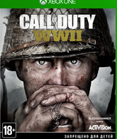 Xbox One Зов Чести: WWII / Call of Duty: WWII