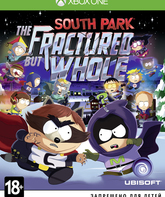 Xbox One Южный парк: Расколотый, но целый / South Park: The Fractured But Whole