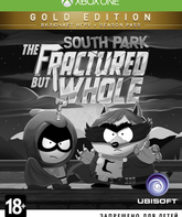 Xbox One Южный парк: Расколотый, но целый (Золотое издание) / South Park: The Fractured But Whole. Gold Edition