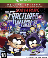 Xbox One Южный парк: Расколотый, но целый (Специальное издание) / South Park: The Fractured but Whole. Deluxe Edition