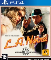 PS4 Лос-Анджелесский Нуар / L.A. Noire