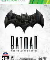 Бэтмен: The Telltale Series / Batman: The Telltale Series (Xbox 360)