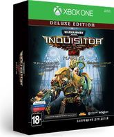Xbox One Молот войны 40,000: Inquisitor - Martyr (Специальное издание) / Warhammer 40,000: Inquisitor - Martyr. Deluxe Edition