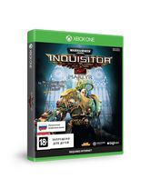 Xbox One Молот войны 40,000: Inquisitor - Martyr / Warhammer 40,000: Inquisitor - Martyr
