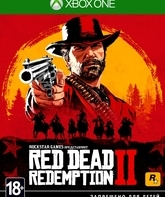 Xbox One Red Dead Redemption 2 / Red Dead Redemption 2