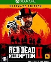 Xbox One Red Dead Redemption 2 (Расширенное издание) / Red Dead Redemption 2. Ultimate Edition