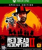 Xbox One Red Dead Redemption 2 (Расширенное издание) / Red Dead Redemption 2. Special Edition