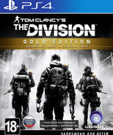 PS4 Дивизион Тома Клэнси (Золотое издание) / Tom Clancy's: The Division. Gold Edition