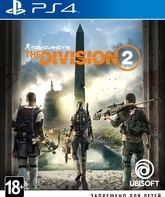 PS4 Дивизион Тома Клэнси 2 /  Tom Clancy's The Division 2