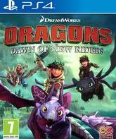 PS4 Драконы: Dawn of New Riders / Dragons: Dawn of New Riders