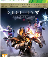 Судьба: The Taken King (Расширенное издание) / Destiny: The Taken King. Legendary Edition (Xbox 360)