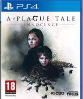 PS4  / A Plague Tale: Innocence