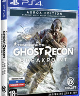 PS4 Том Клэнси Ghost Recon: Breakpoint (Специальное издание) / Tom Clancy's Ghost Recon: Breakpoint. Auroa Edition