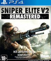 PS4  / Sniper Elite V2 Remastered