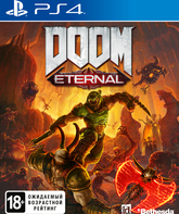 PS4  / DOOM Eternal
