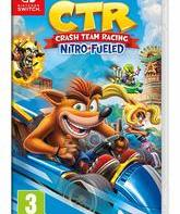/ Crash Team Racing Nitro-Fueled (Nintendo Switch)