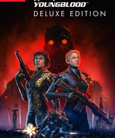 Вольфенштейн: Youngblood (Специальное издание) / Wolfenstein: Youngblood. Deluxe Edition (Nintendo Switch)