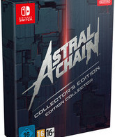 Astral Chain (Коллекционное издание) / Astral Chain. Collector's Edition (Nintendo Switch)