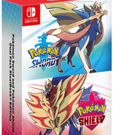 / Pokémon Sword and Pokemon Shield Dual Pack (Nintendo Switch)