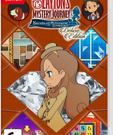 / Layton's Mystery Journey: Katrielle and the Millionaires' Conspiracy. Deluxe Edition (Nintendo Switch)