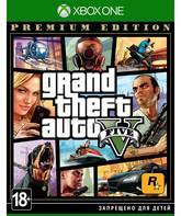 ГТА 5 (Премиум-издание) / Grand Theft Auto V. Premium Edition (Xbox One)