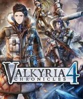 Хроники Валькирии 4 / Valkyria Chronicles 4 (Nintendo Switch)