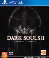 Тёмные души 2: Scholar of the First Sin / Dark Souls II: Scholar of the First Sin (PS4)