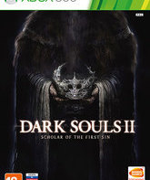 Тёмные души 2: Scholar of the First Sin / Dark Souls II: Scholar of the First Sin (Xbox 360)