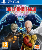 Ванпанчмен: A Hero Nobody Knows / One Punch Man: A Hero Nobody Knows (PS4)