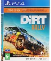 / Dirt Rally. Legend Edition (PS4)