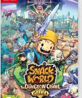 / Snack World: The Dungeon Crawl. Gold (Nintendo Switch)