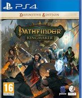 / Pathfinder: Kingmaker. Definitive Edition (PS4)