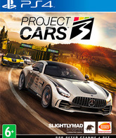 / Project CARS 3 (PS4)