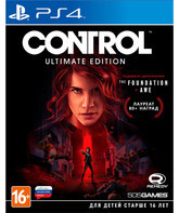 / Control. Ultimate Edition (PS4)