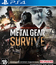 PS4 Метал Гир Survive / Metal Gear Survive