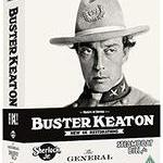 Buster Keaton: 3 Films (Sherlock Jr., The General, Steamboat Bill, Jr.) [Masters of Cinema] Boxed Set