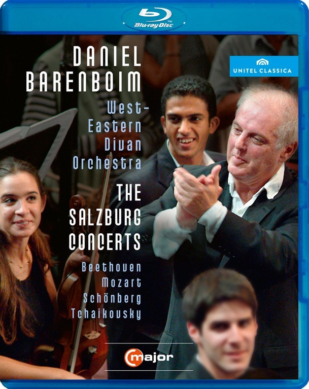 Daniel Barenboim and the West-Eastern Divan Orchestra: The ...