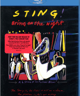 Blu-ray Стинг: Bring On The Night / Стинг: Bring On The Night