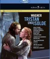 Blu-ray Вагнер: Тристан и Изольда / Wagner: Tristan und Isolde - Live at the Glyndebourne (2 Disc Set) (2007)