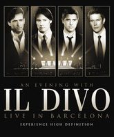 Blu-ray Вечер с il Divo - концерт в Барселоне / An Evening with il Divo: Live in Barcelona (2009)