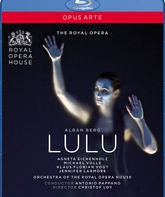 Blu-ray Альбан Берг: Лулу / Berg: Lulu - Royal Opera House (2009)